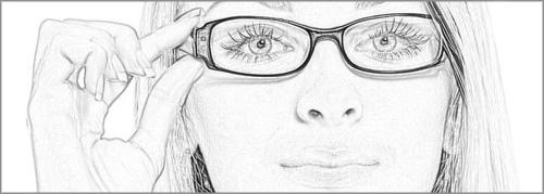 Varilux E eyecode, lente progressiva di essilor